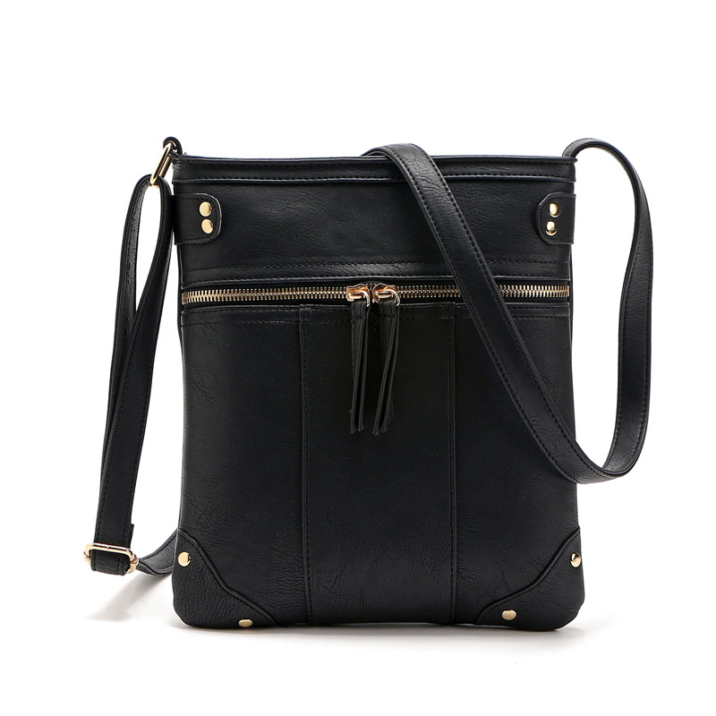 Fashion Designer Women Messenger Bags PU Leather Small Crossbody Shoulder Bags