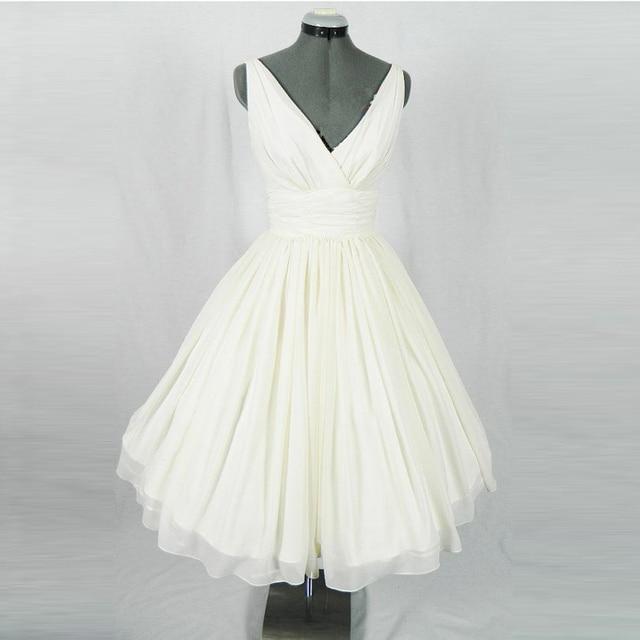 1950 Ruffle Dresses