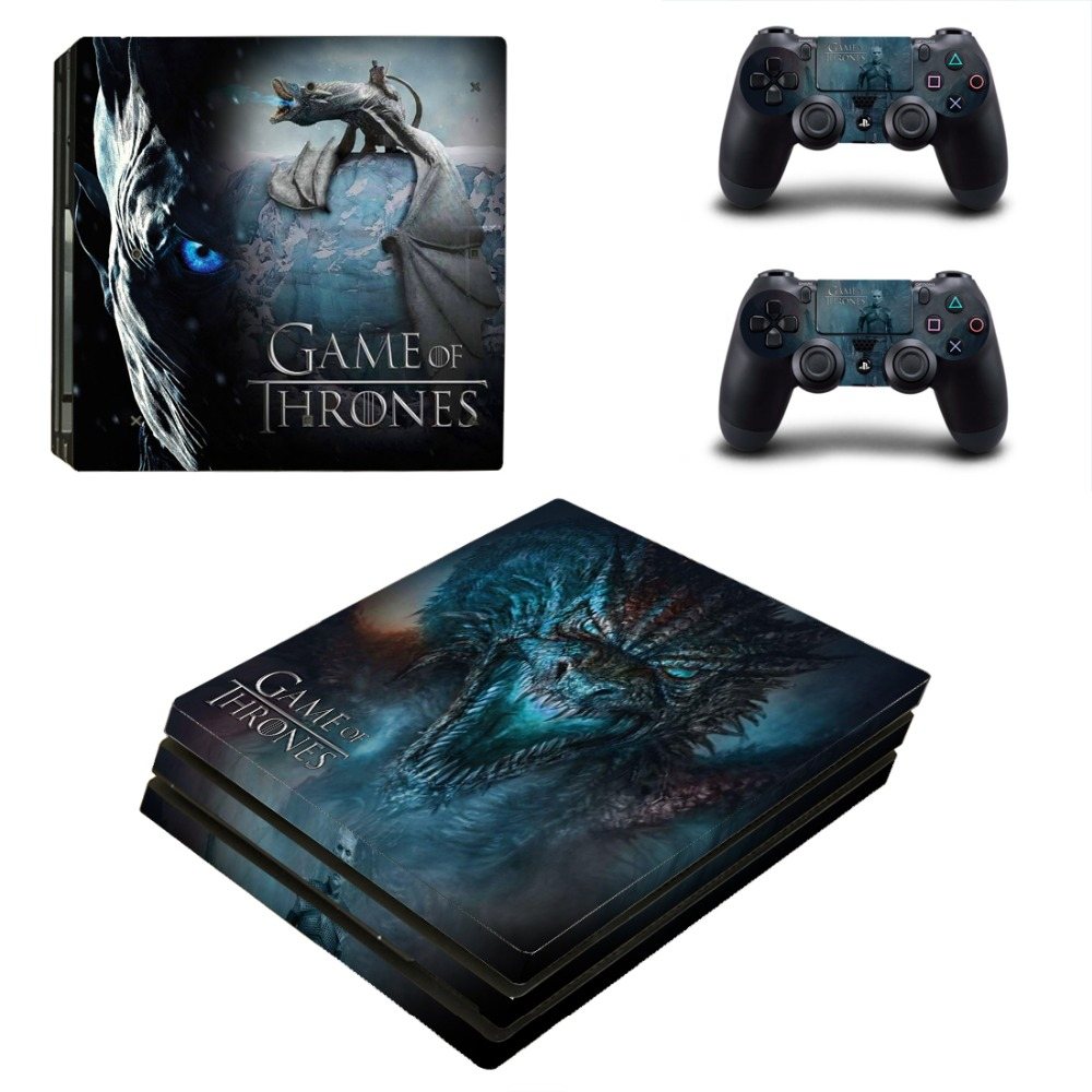 Game of Thrones Winter is Coming PS4 Pro Skin Sticker For PlayStation 4 Pro Console and Controller PS4 Pro Stickers Decal VinylGame of Thrones Winter is Coming PS4 Pro Skin Sticker For PlayStation 4 Pro Console and Controller PS4 Pro Stickers Decal Vinyl