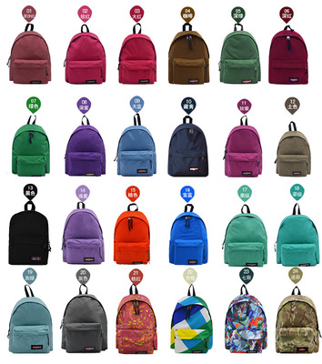 2019 new Fashion Eastpack sac a dos femme homme school bag cartable bag  rusk east pack backpack mochilas hot-in Backpacks from Luggage   Bags on ... 0411f19ff4631