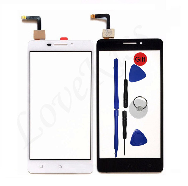"""5"""" P1m Touchscreen Front Glass For Lenovo Vibe P1m P1ma40 P1mC50 Touch Screen Sensor Panel LCD Display Digitizer TP Replacement"""