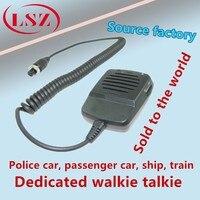 LSZ car monitoring intercom handle I heard / remote MDVR call source factory spot wholesale