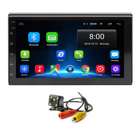 2.5D IPS Android 8.1 Octa Core Car Radio GPS Navigationfor Volkswagen Nissan Hyund Toyota Stereo Audio Navi Video with Bluetooth
