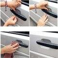 4 шт./компл. универсальный невидимый автомобиль дверная ручка царапин автомобиль протектор фильмы царапины slip-устойчивы автомобиля ручка защитное