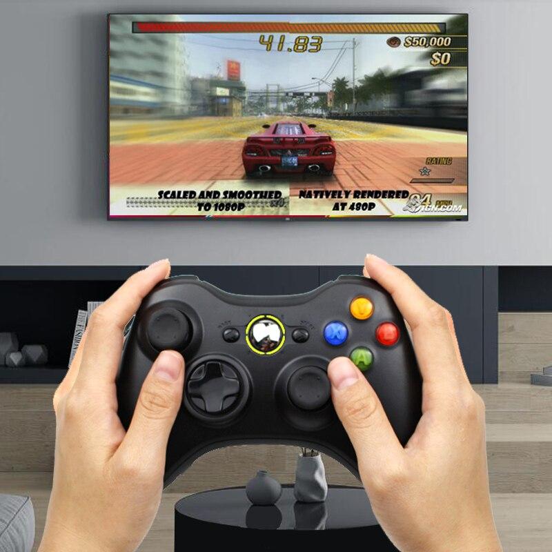 console controlador receptor controle para microsoft xbox