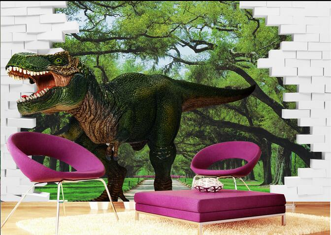 3d wallpaper custom mural non-woven 3d room wallpaper 3 d dinosaur broken wall scenery oil painting photo wallpaper for walls 3d large photo wallpaper bridge over sea blue sky 3d room modern wall paper for walls 3d livingroom mural rolls papel de parede