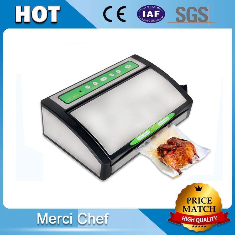 Food Machine Household Semi-auto Food Vacuum Sealer Packaging Machine Film Sealer Vacuum Packer zonesun free express shipping household vacuum food packaging machine plastic film sealer plastic packaing machine