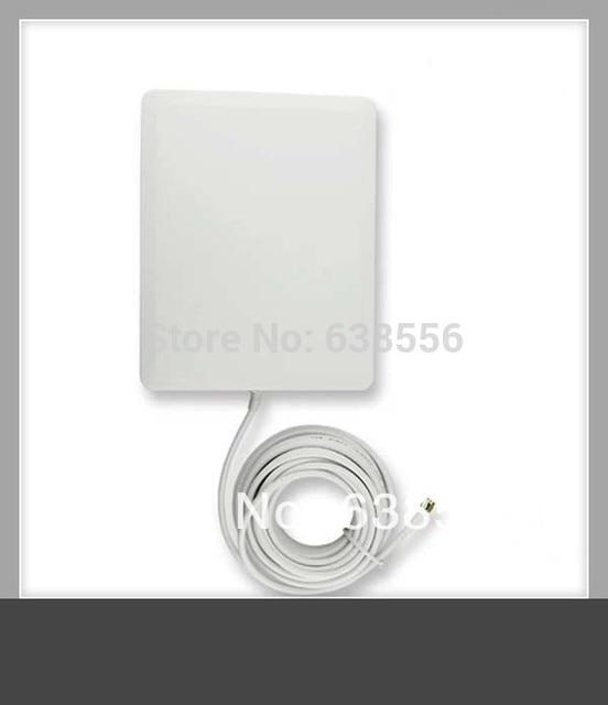 С высоким коэффициентом усиления 14dbi панельная 698-2700 МГц lte 4 г внешней антенны sma 10 М кабель 4 Г LTE ОТКРЫТЫЙ направленная панельная АНТЕННА