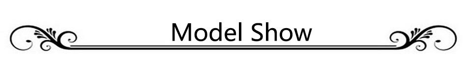 -model show
