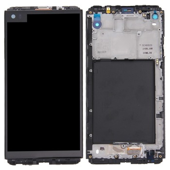 H  New for LG V20  LCD Screen and Digitizer Full Assembly with Frame Replacement repair parts
