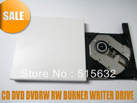 NEW EXTERNAL DUAL LAYER USB 2 0 CD DVD DVDRW RW BURNER WRITER DRIVE FOR ALL