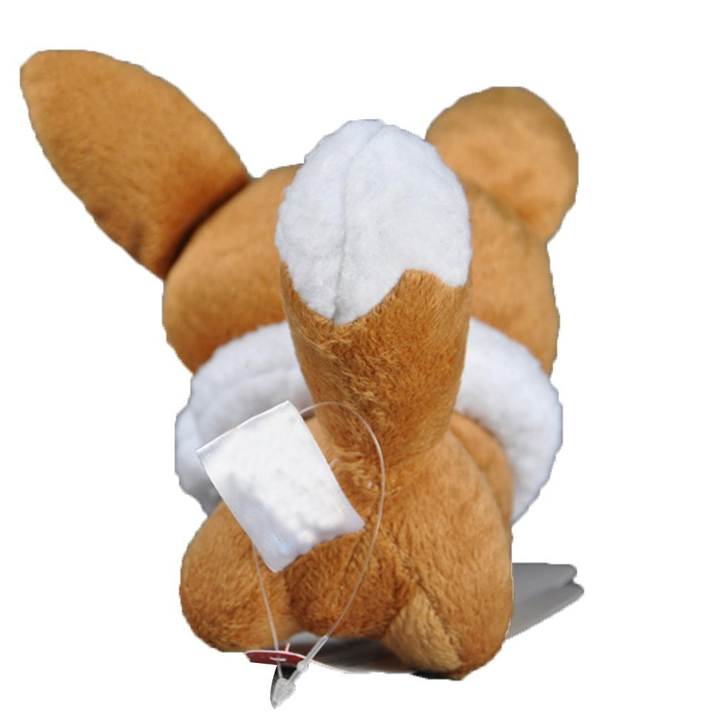 Action Figure Toy Innovation Eevee Anime Animal Stuffed Plush Toy Tiny Cute Toy 5inch