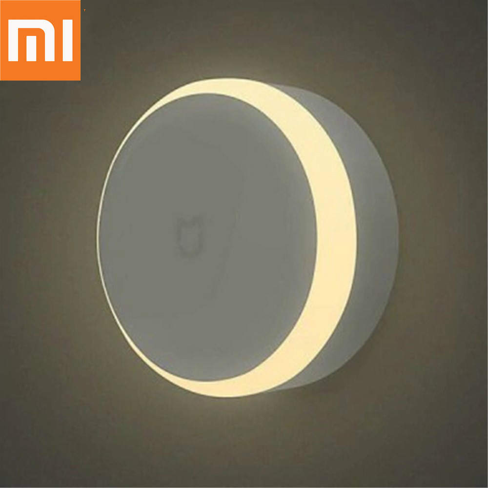 Image 1 - Original Xiaomi Mijia LED Corridor Night Light Infrared Remote Control Body Motion Sensor Smar Home Night Lamp-in LED Night Lights from Lights & Lighting