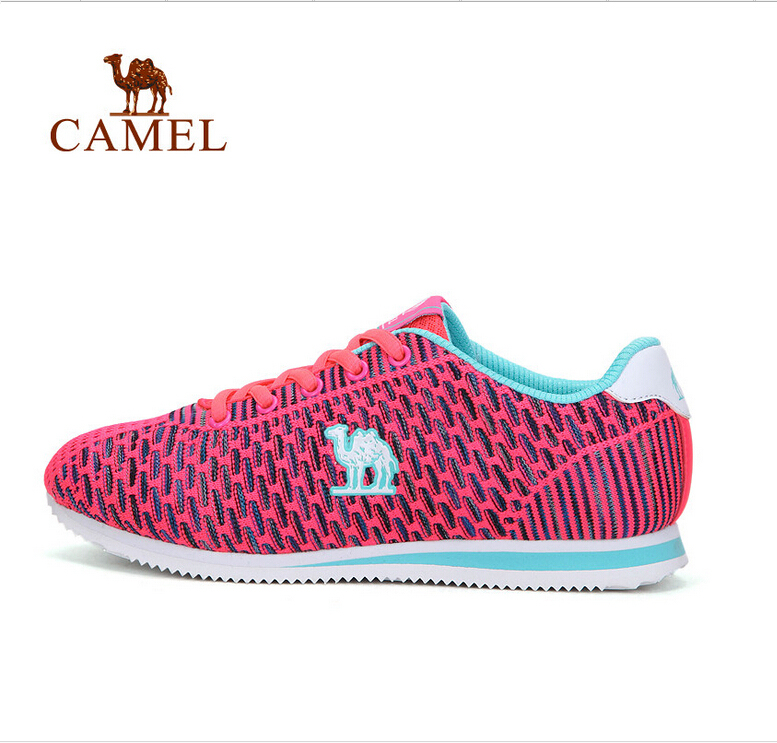 ФОТО CAMEL Camel outdoor damping trail running shoes female models breathable and comfortable running shoes A61397618