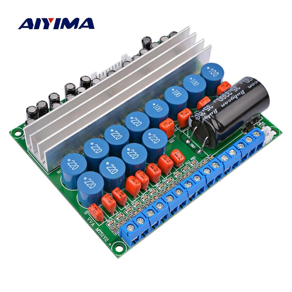 Купить AIYIMA TPA3116 усилитель звуковой платы 5,1 ...