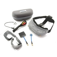 AOMWAY Commander 3D 40CH 5.8G FPV Goggles|goggles|goggles 3dgoggles fpv -