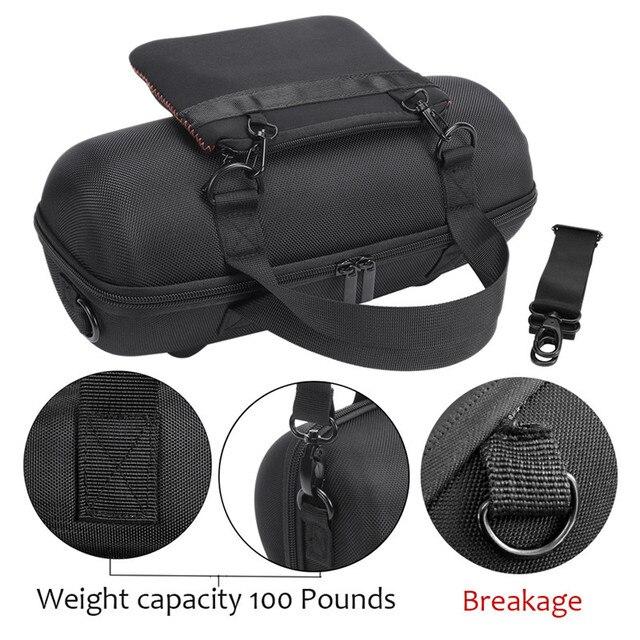 Boîte de rangement Portable housse sac étui EVA étui rigide transport pour JBL pour Xtreme 2 haut parleur Bluetooth + sac chargeur