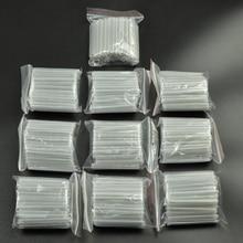 1000 Stks/partij 40Mm 45Mm Smoove Glasvezel Bescherming Mouwen Thermoretractable Splice Protector Tubo Kabel Hittekrimpbuis