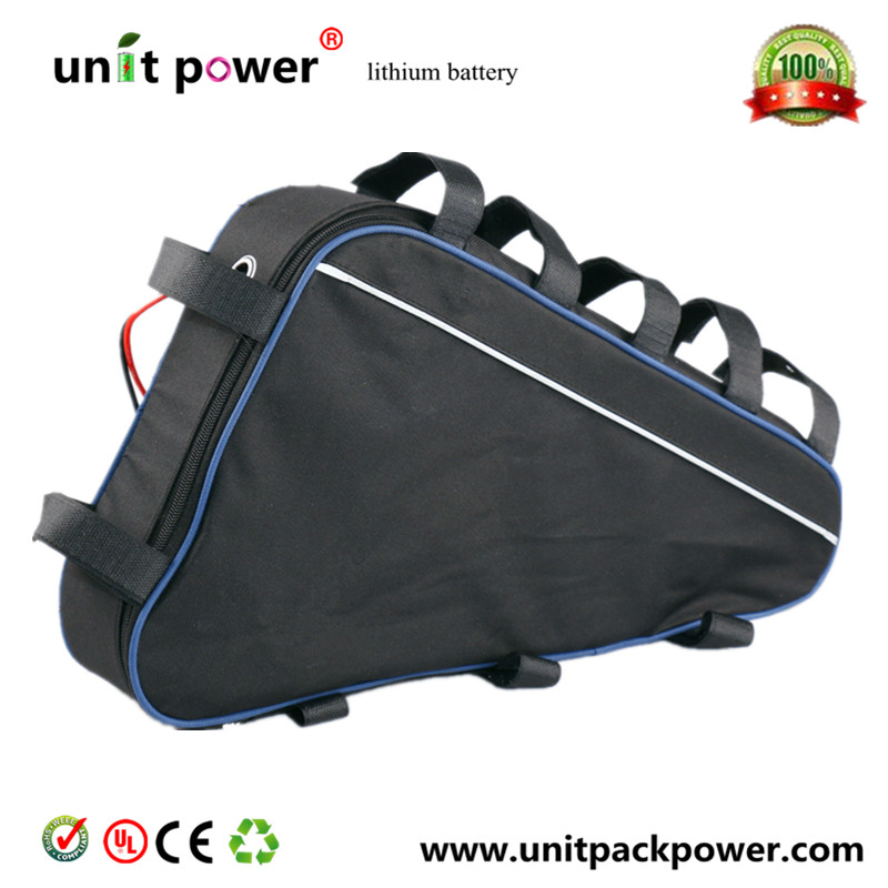 Free customs duty Super power triangle battery pack lithium battery 60v 20ah ebike/scooter/motorcycle battery pack free customs taxes factory super power rechargeable 36 volt power supply 36v 20ah li ion battery pack