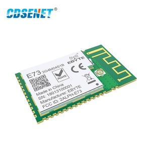 Image 3 - NRF52832 2.4GHz 송수신기 무선 rf 모듈 CDSENET E73 2G4M04S1B SMD 2.4 ghz Ble 5.0 수신기 송신기 Bluetooth 모듈