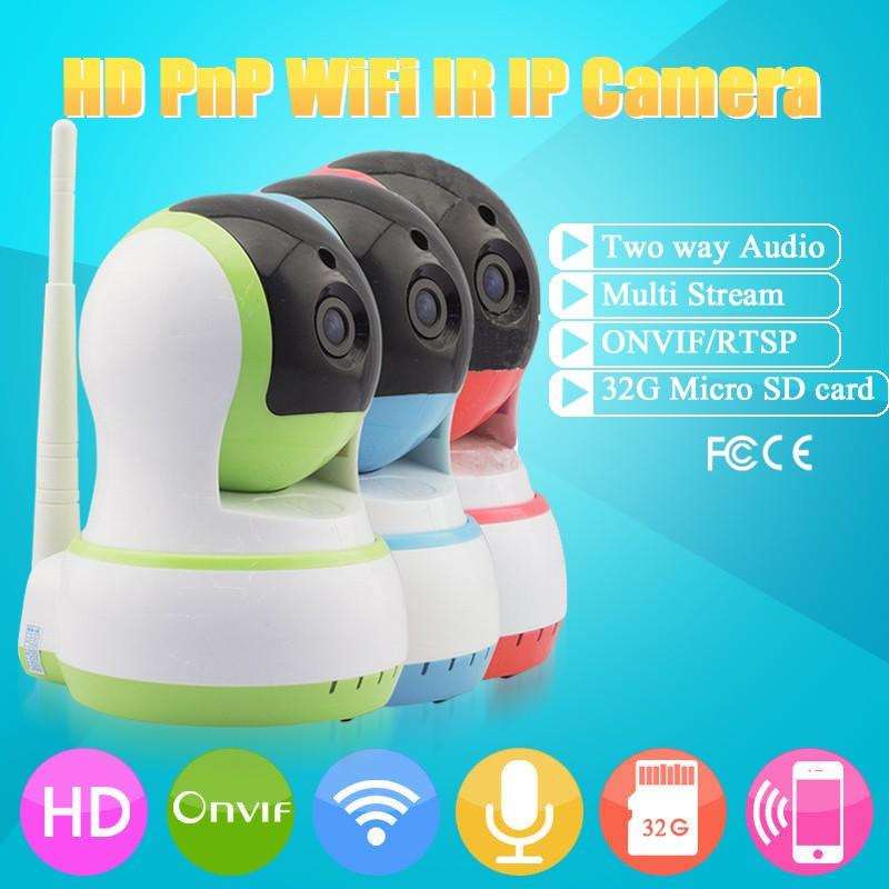 Surveillance Camera 720P Home Security Camera Wifi Wireless Camera CCTV Camera IP Night Vision Mini Security