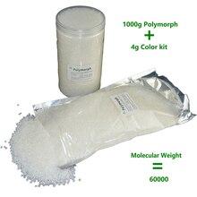 1000 г pcl + 4 г Цвет пигменты plastimake instamorph Форма переключения вещь полиморф moldable пластиковые для прототипа любителей Применение