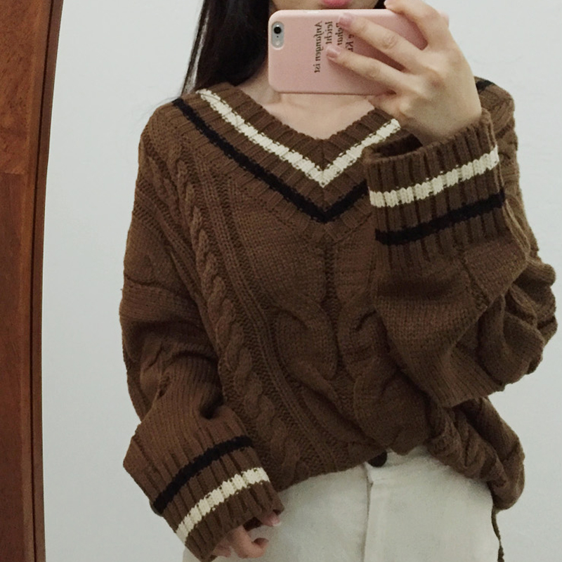 73a0133b16 Free Valley 2 colors autumn and winter korean style womens sweaters and  pullovers