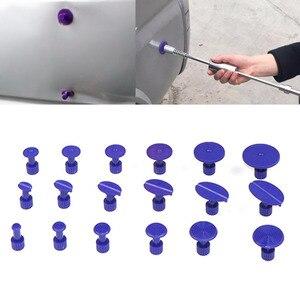 Image 4 - Paintless Dent Sửa Chữa Dent Bộ 3 Kéo Dent Loại Bỏ Trượt Búa Keo Dán Búa Ngược Keo Tab Cho Mưa Đá Thiệt Hại Paintless