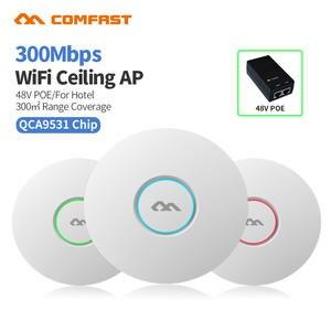 COMFAST Enterprise Wifi-System Open-Ddwrt QCA9531 Access-Point-Ap CF-E320V2 Ceiling Wireless Ap