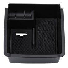 VCiiC Черный Автомобильный ящик для перчаток, подлокотник, коробка для вторичного хранения для VW Volkswagen Passat B8 Sedan Variant Alltrack аксессуары