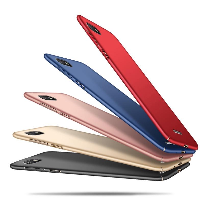 Matte-Hard-PC-Case-For-Xiaomi-Redmi-6A-Full-Protection-Ultra-Thin-Case-For-Xiaomi-Redmi6A (3)