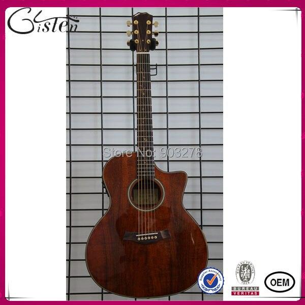 Doprava zdarma import Tay k240 akustická elektrická kytara s fishman101 EQ