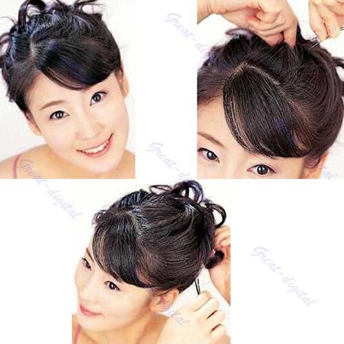 50Pcs U-shaped U Shape Hair Pin Clip Hair Grip Makeup Tool Black 50mm
