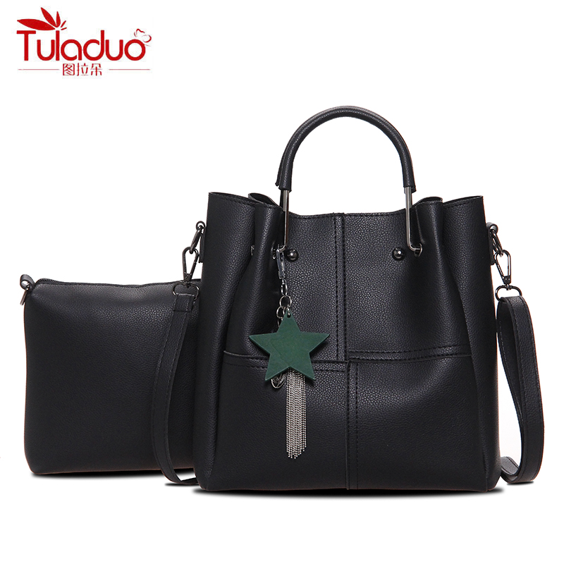 Famous Brand Women Handbags PU Leather Bag Women Tote High Quality Ladies Crossbody Bags Large Capacity Ladies Top-Handle Bags fashion women handbags famous brand luxury designer shoulder bag ladies large tote high quality black pu leather top handle bags
