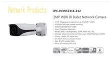 Бесплатная доставка dahua безопасности ip камера 2-мегапиксельная wdr ик пуля сетевая камера ip67 с poe без логотипа ipc-hfw5231e-z12
