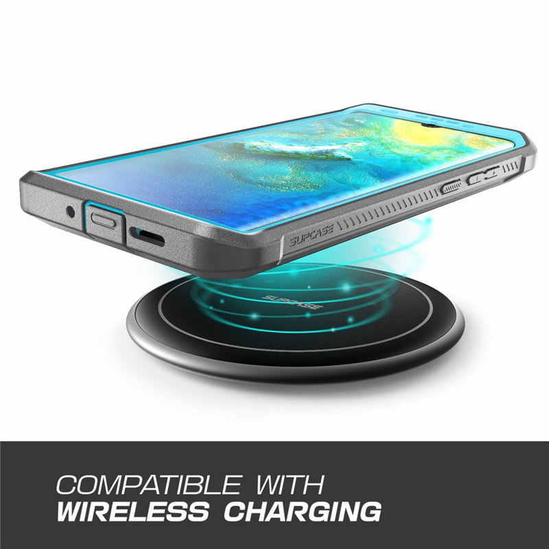 SUPCASE สำหรับ Huawei P30 Pro Case (2019 Release) UB Pro Heavy Duty ทนทานพร้อม Built-in Screen Protector + Kickstand