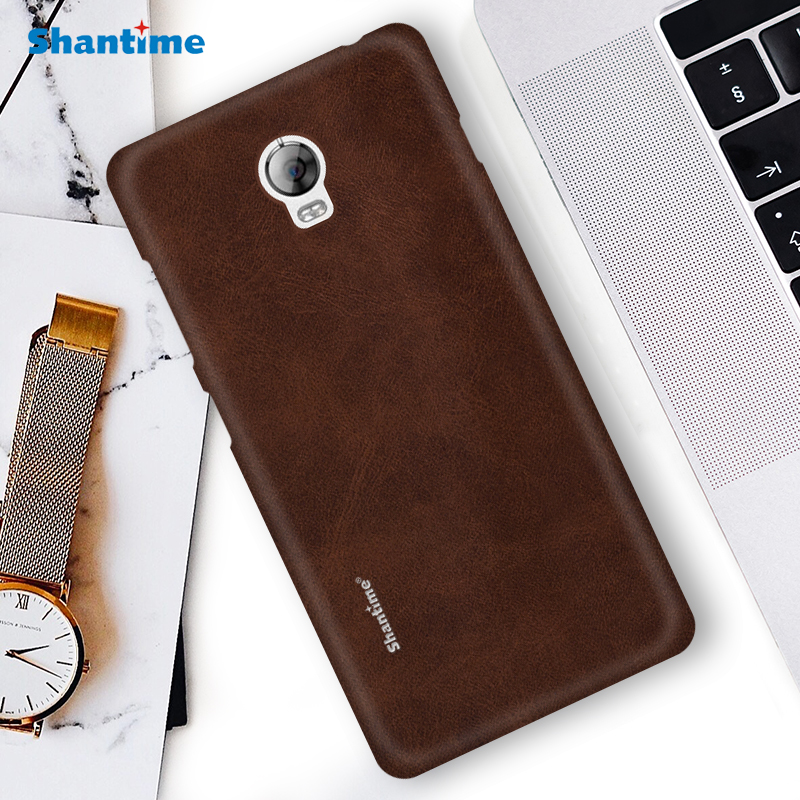 Hot Sell Case Luxury Vintage PU Leather Case For Lenovo Zuk Z1 Phone Case For Lenovo Vibe P1 Business Style Cover