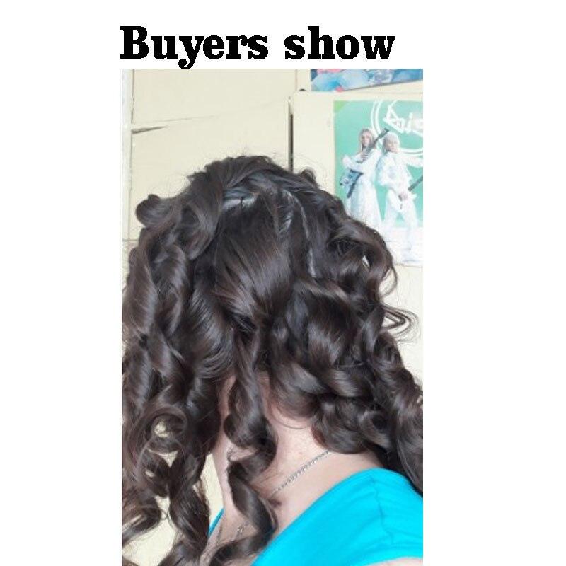 40pcs Plastic Hair Roller Soft Hair Curler Rollers Spiral DIY Hair Curlers For Curling Hair Bendy Rollers no heat curling tools