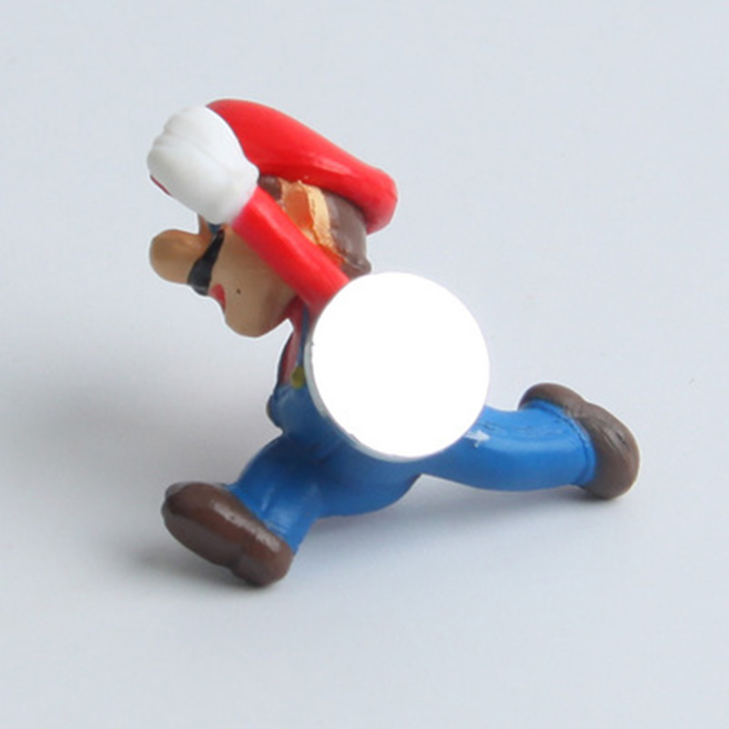Super Mario Fridge Refrigerator Magnet Sticker 1