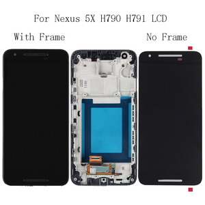 """Image 1 - 5.2""""For LG nexus 5X H791 H790 LCD Display Glass Touch Screen with Frame Repair Kit Replacement digitizer+Free Shipping Tools"""