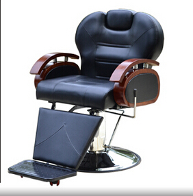 The barber chair. Swivel chair down drop hairdressing chair. T - 31405