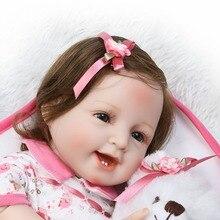 Bébé vivant lol poupée silicone bébé reborn brinquedo boneca renaître Xmas anniversaire cadeau pour amant enfant parents amis SEOYO