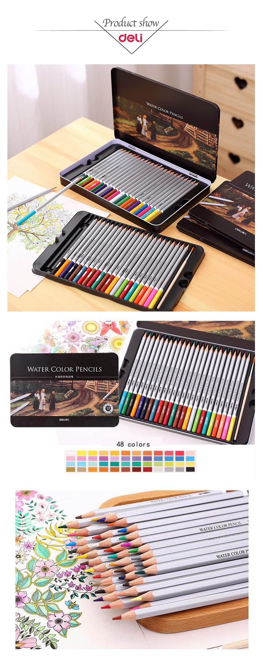 desenho 72 cores pintura esboço caixa de