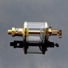 """1/"""" BSP Male x 1-1/2"""" внешний диаметр латунный прицел гравитационный капельная подача масленка для хит мисс двигатель"""