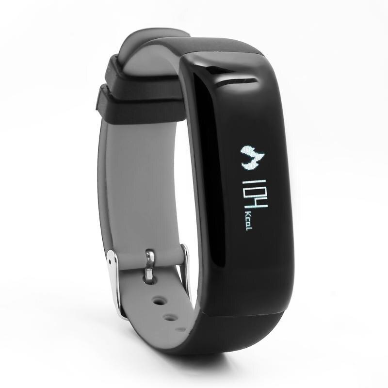 Étanche IP67 Bluetooth bande intelligente Bracelet montre tension artérielle santé sommeil moniteur moniteur de fréquence cardiaque Bracelet - 5