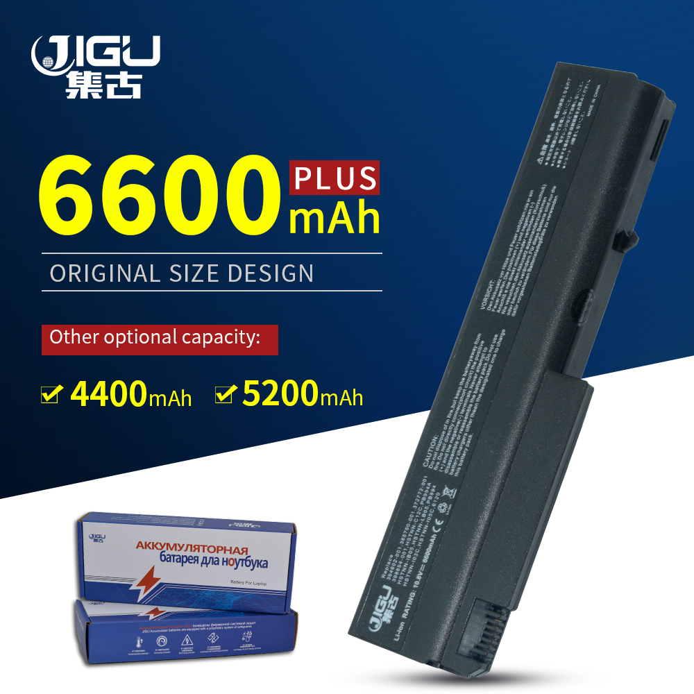 JIGU Laptop Battery For <font><b>HP</b></font> Business Notebook 6910p <font><b>6510b</b></font> 6710b 6710s 6715b 6715s Nc6100 NC6105 418867-001 418871-001 image