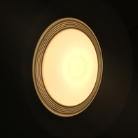 12pcs 6 Inch Adjustable Bright DownLight 15W LED Recessed Trim Dimmable Retrofit Can Light Round Panel Light Lamp