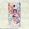 914F Steven Universe Hard Transparent Case Cover for Galaxy A3 A5 7 8 J5 J7 & Note 2 3 4 5 7 & Grand 2 & Prime