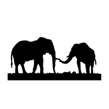 Carbon Staal Elephant Craft Sterft Embossing Plaat Stansmessen Stencil DIY Scrapbooking Craft Cut Foto Kaarten Sterft(China)