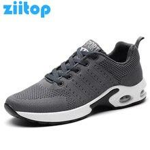 Ziitop Outdoor Sport Shoes Men Air Cushion Running Shoes For Men Outdoor Comfotable Sneakers Men Run Athletic Men's Shoes
